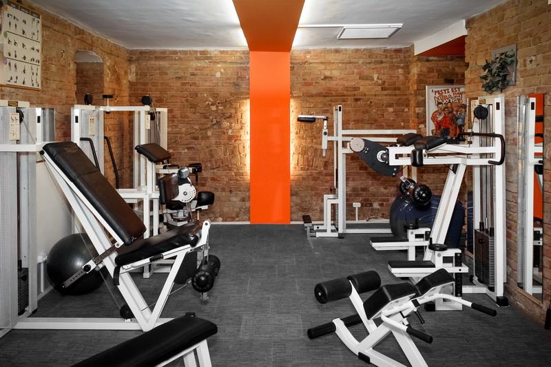 Living room fitness